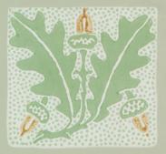"Crane Acorn 'Tile"""